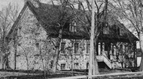 chapelle-presbytère rue cl.ramezay