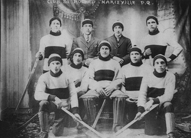 club hockey