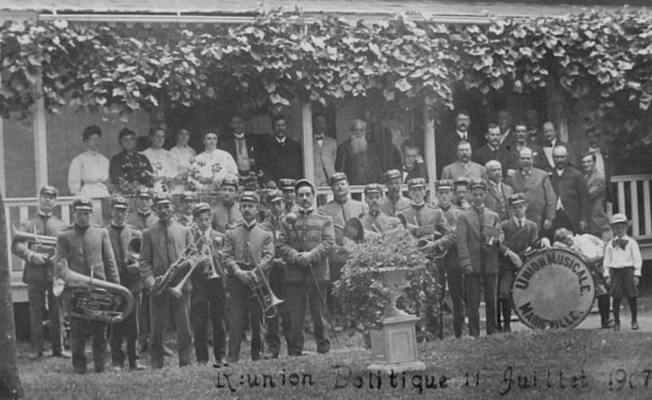 union musicale 1907